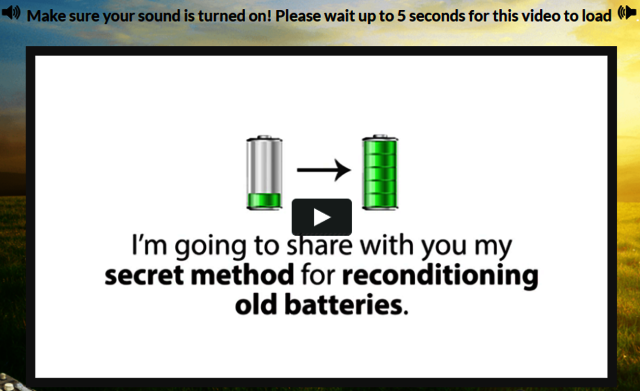 EZ Battery Reconditioning11 http://www.wellness786.com/ez-battery-reconditioning/
