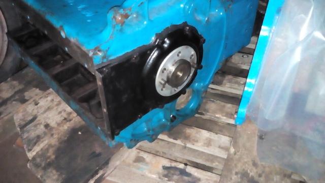ZetorSuper 35 m36 tractor real