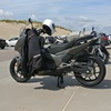 Integra maasvlakte - Honda NC750 Integra