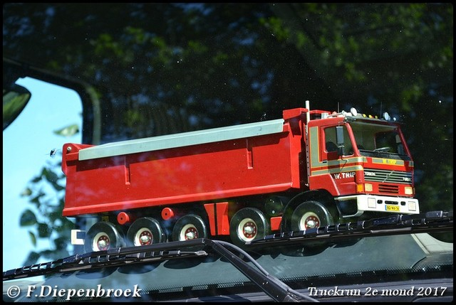 Miniuatuur-BorderMaker Truckrun 2e mond 2017