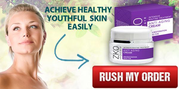 ZKO-Skincare-Reviews How ZKO Anti Aging Cream Work