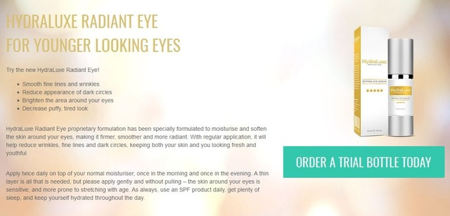 Get-Hydraluxe-Serum The most effective method to Use Hydraluxe Radiant Eye Serum Serum !