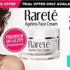 Rarete Ageless Face Cream Eliminates Stubborn Wrinkles