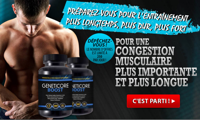 geneticore boost review How Geneticore Boost Works?