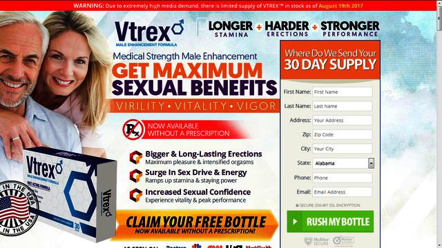 Vtrex-Male-Enhancement http://maleenhancementmart.com/vtrex/