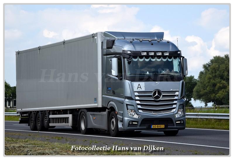DJK Logistics 60-BHX-3-BorderMaker -
