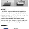 AALBORG Product Info - eBay - Mach Bath