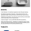 LYNGBY Product Info - eBay - Mach Bath