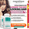 Magnetique Boosts Hair Growth !