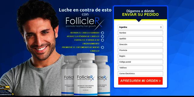 FollicleRX3 How to take FollicleRx?