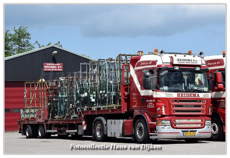 Heidema bv BX-GG-35-BorderMaker -