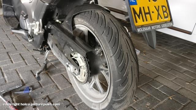 IMG 20170828 145029 Honda NC750 Integra