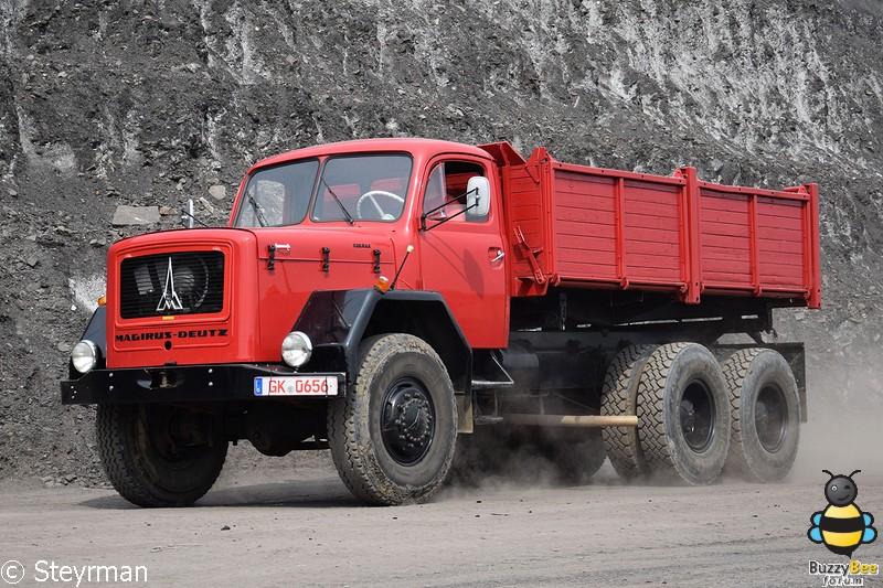 DSC 3400-BorderMaker - Truck in the Koel 2017