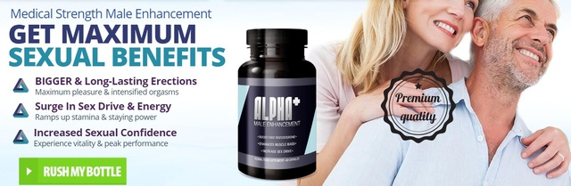 Alpha Plus Male MnhancementT What else does Alpha Plus Male Enhancement do?