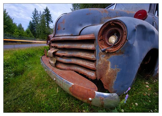 Royston Truck 2017 1 Abandoned
