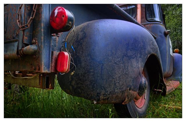 Royston Truck 2017 2 Abandoned