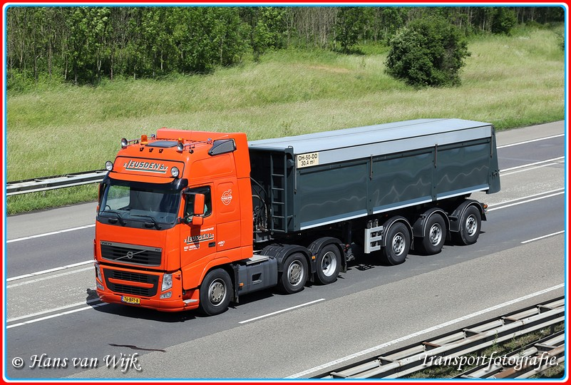 Wonderbaar BuzzyBeeForum • Toon onderwerp - Volvo FH - 3e generatie ZM-67