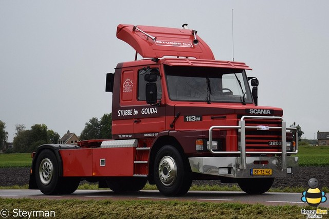 DSC 9351-BorderMaker Historisch Vervoer Ter Aar - Stolwijk 2017