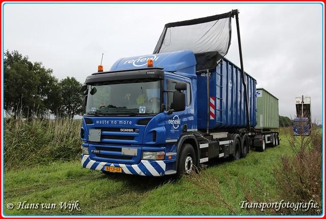 BZ-LF-07  A-BorderMaker Afval & Reiniging