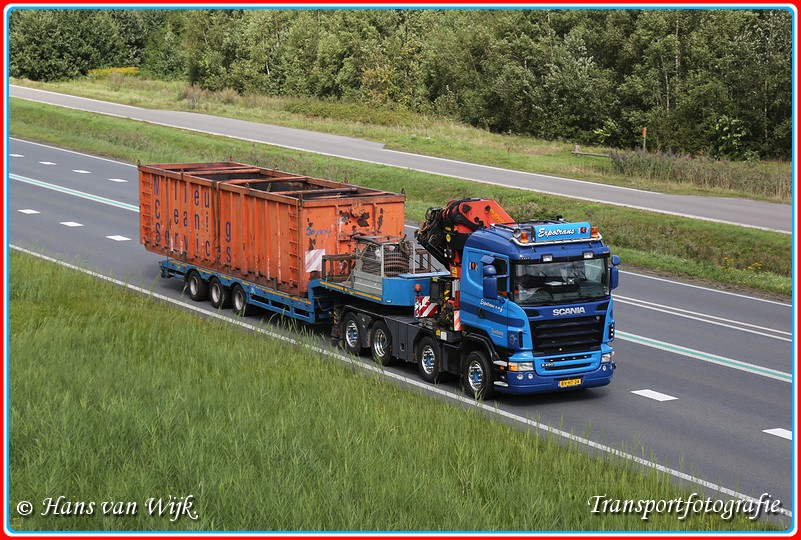 BV-HT-24-BorderMaker - Zwaartransport 4-Assers