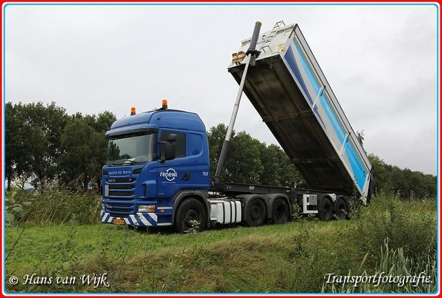 BX-VD-65  H-BorderMaker Afval & Reiniging