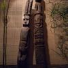 ancestor-poles-part-of-a-fe... - melanesische kunst