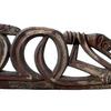 asmat-canoe-prow-front 5400... - melanesische kunst