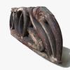 asmat-prow-canoe-front 5787... - melanesische kunst