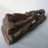 papua-asmat-canoe-prow-fron... - melanesische kunst