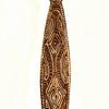 papuan-gulf-bull-roarer 540... - melanesische kunst