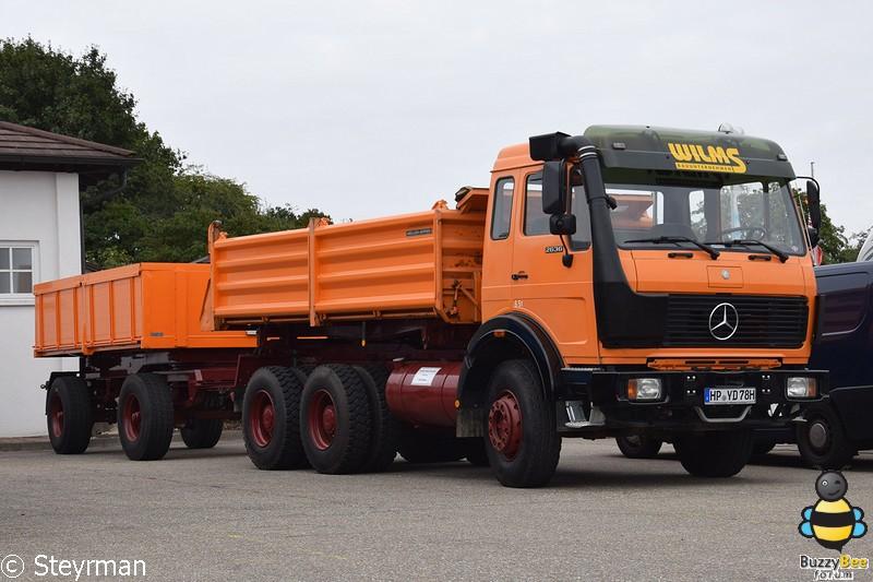 DSC 6457-BorderMaker - LKW Veteranen Treffen Autohof Wörnitz 2017 (vrijdag)