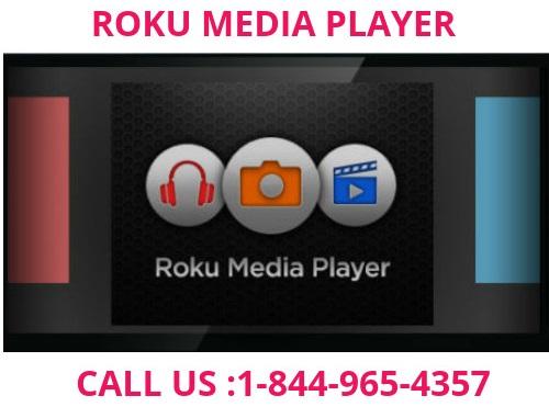 ROKU-MEDIA-PLAYER (1) Media Player on your TV
