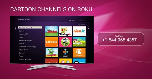 carton channels New Carton Channels on Roku
