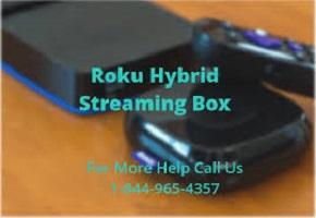 hybrid hybrid streaming