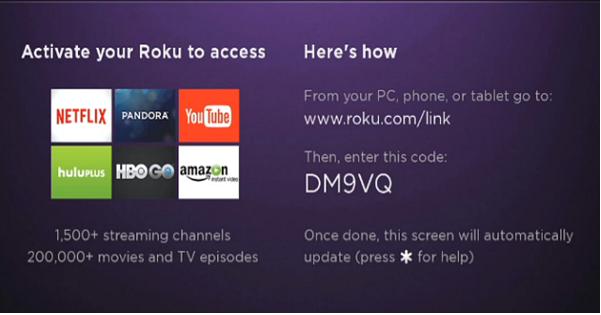 Retrieve-the-lost-Roku-Activation-Link-Code Lost Roku activation code