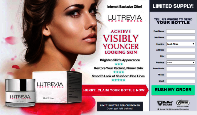 Lutrevia Cream OR What is Lutrevia Youth Cream ?