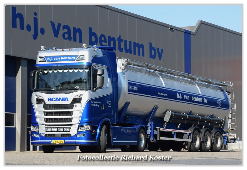 Bentum van  H.J. 32-BJN-2 (4)-BorderMaker - Richard