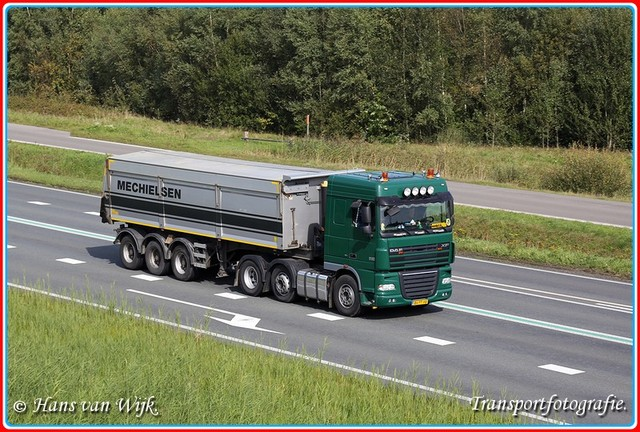 BV-PT-98  B-BorderMaker Kippers Bouwtransport