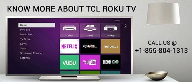 Feature of TCL Roku Feature of TCL Roku
