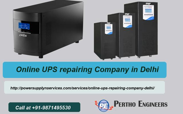 Online UPS repairing Company in Delhi Picture Box