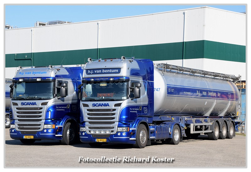 Bentum van H.J. Line-up (6)-BorderMaker - Richard