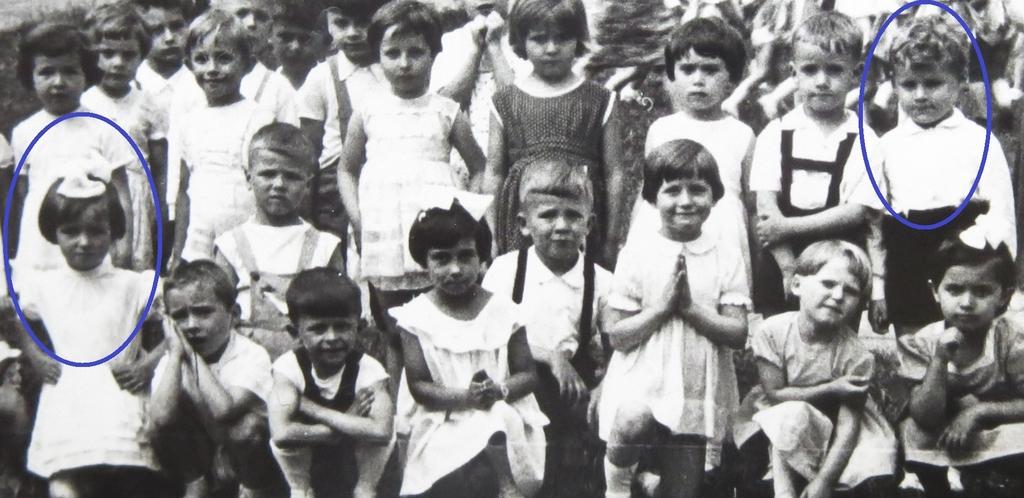 Przedszkole - Skany papierowych fotek