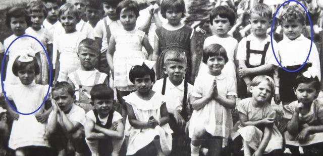 Przedszkole Skany papierowych fotek
