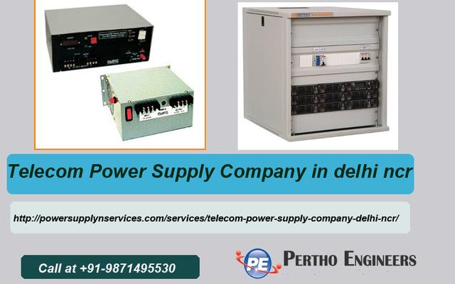 Telecom Power Supply Company in delhi ncr Telecom Power Supply repair and maintenance Company in delhi ncr