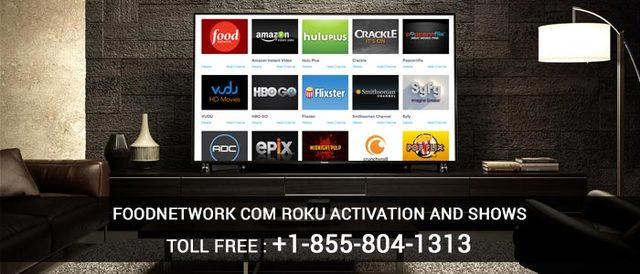 foodnetwork-com-roku-blog Food Network com on Roku