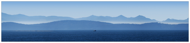 Strait of Georgia 2017 1 Panorama Images
