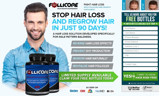 Follicore http://weightlossvalley.com/follicore-hair-regrowth/