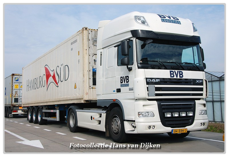 BVB Logistics 84-BBH-3-BorderMaker -