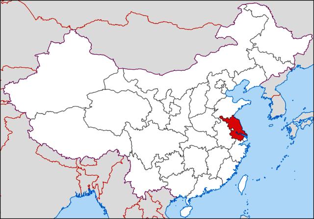 Nanjing: de stad (南京市区)