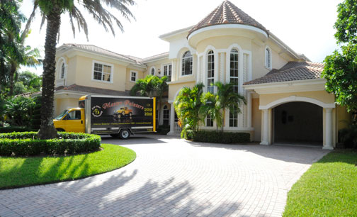 Exterior Painting Companies in Jupiter FL Master Painters Ted Roorda